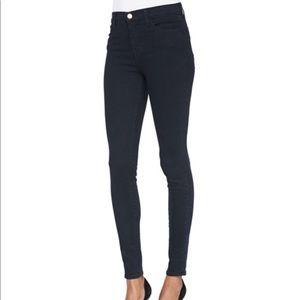 Jbrand Black Maria high rise jeans